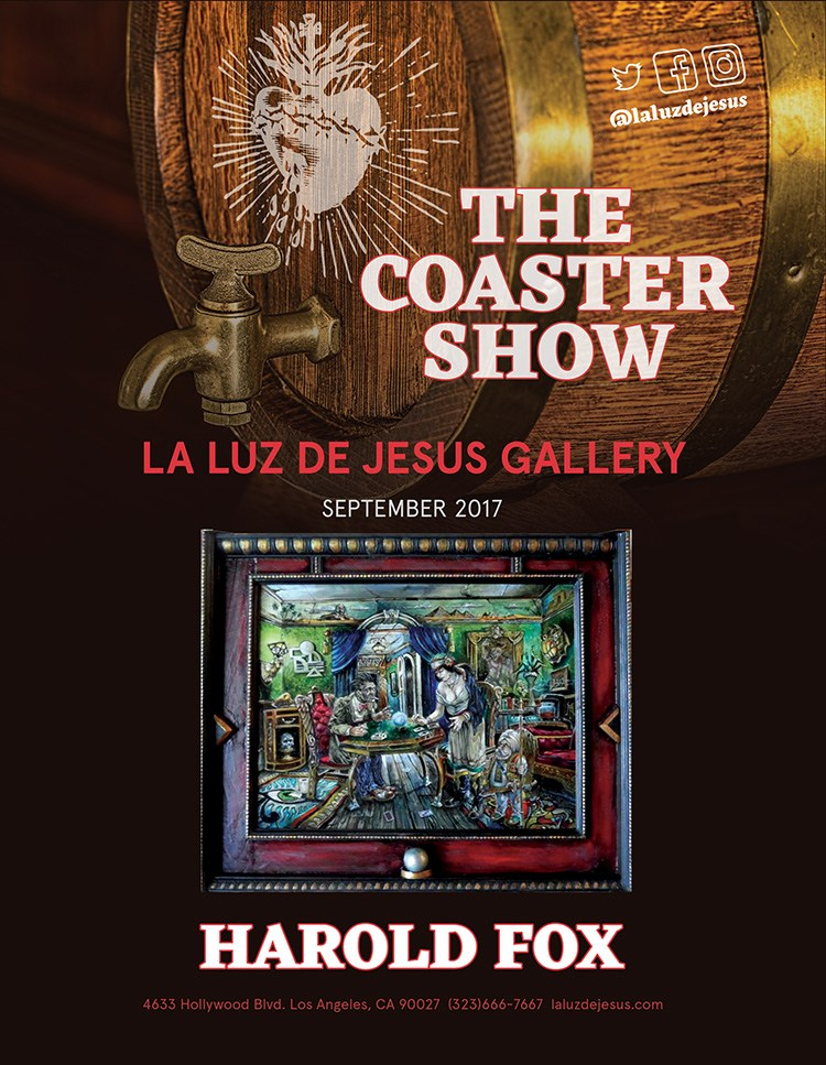 La Luz De Jesus Coaster Show September_2017